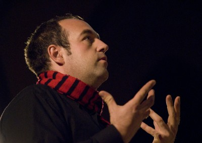 Benoît Haller - © JP Rosenkranz